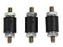MSD 8825 Vibration Mounts Pro Power Coil 3/pkg
